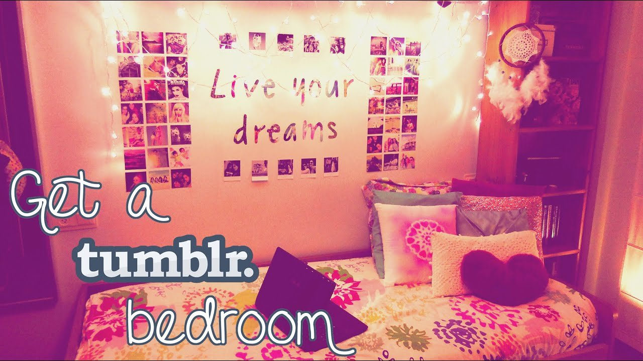 Best Diy Tumblr Inspired Room Decor Ideas Cheap Easy With Pictures