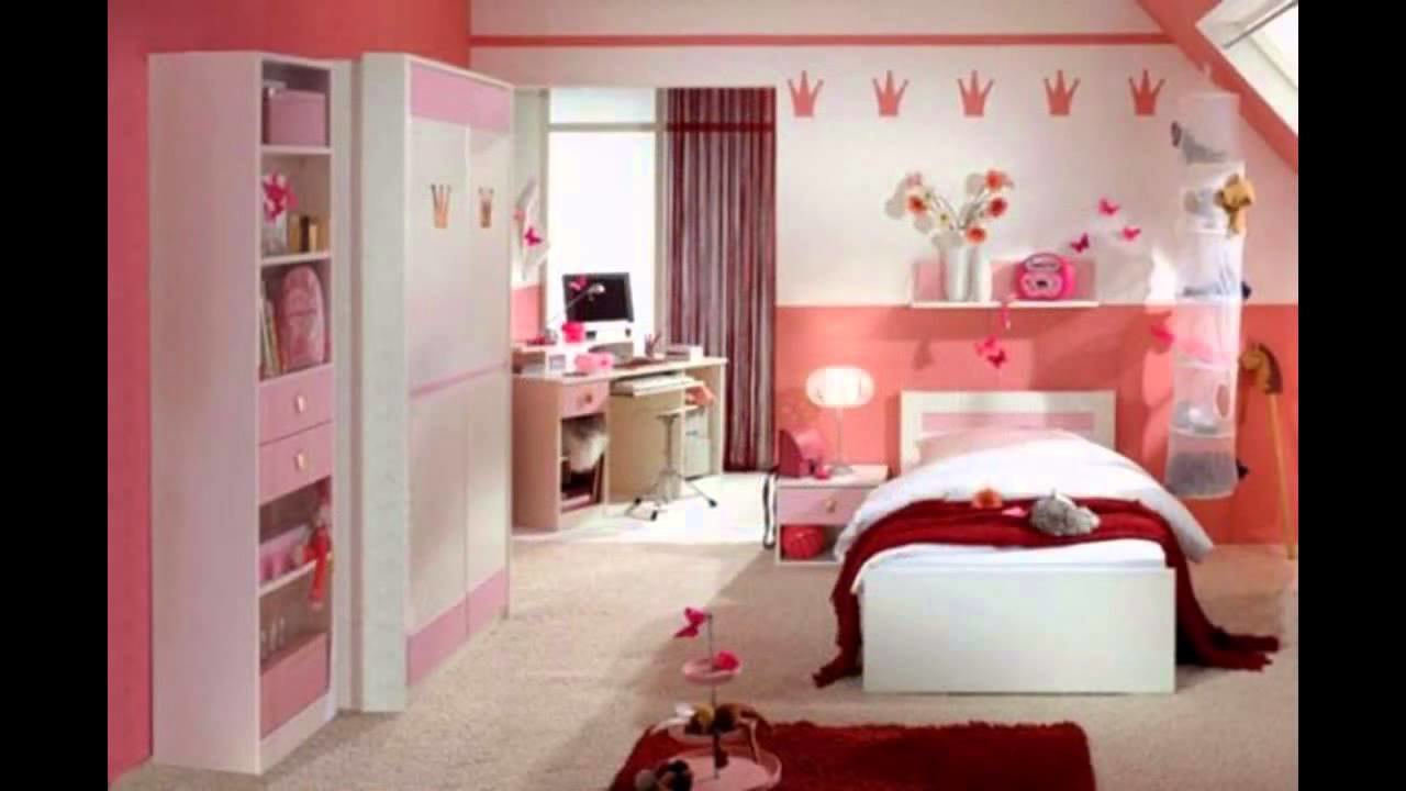 Best Cute Little Girl Bedroom Design And Decor Ideas Youtube With Pictures
