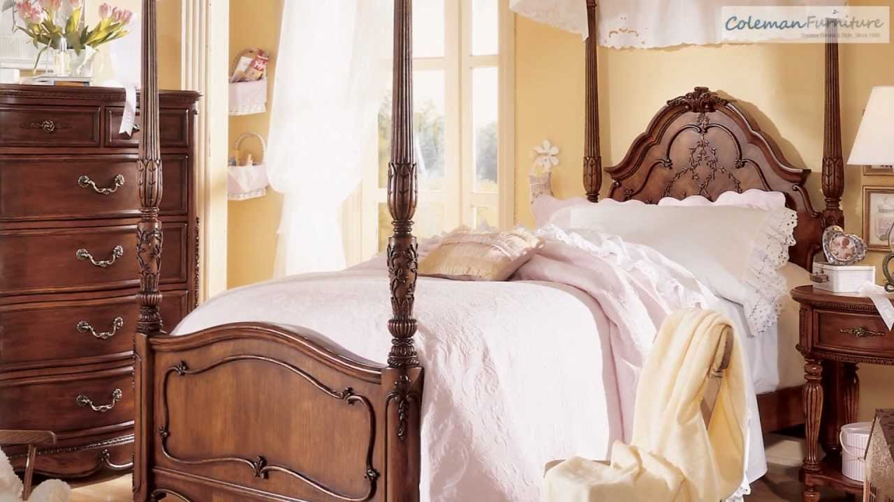 Best Jessica Mcclintock Cherry Poster Bedroom Collection From With Pictures
