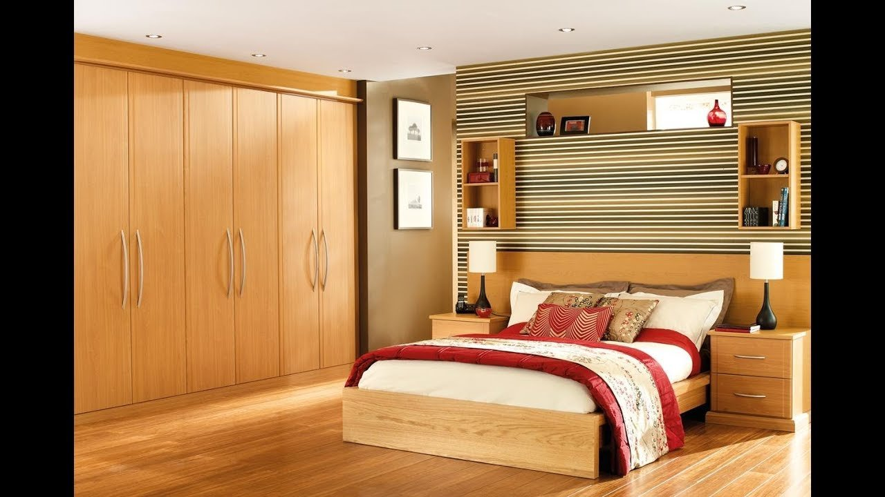 Best Modern Bedroom Cupboard Designs Of 2018 Wardrobe Interior With Pictures