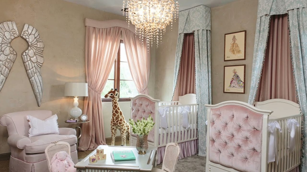 Best A Little Princess Nursery Design Youtube With Pictures
