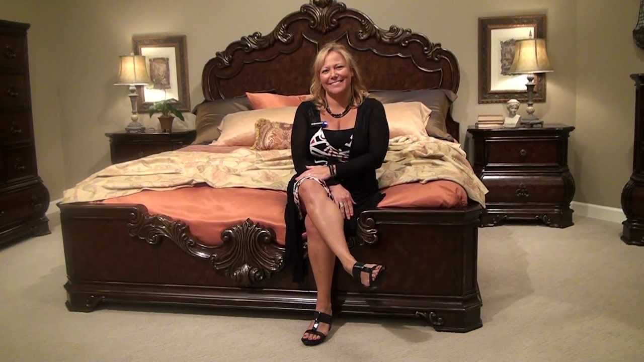 Best Wellington Manor Bedroom Collection By Pulaski Furniture Home Gallery Stores Youtube With Pictures