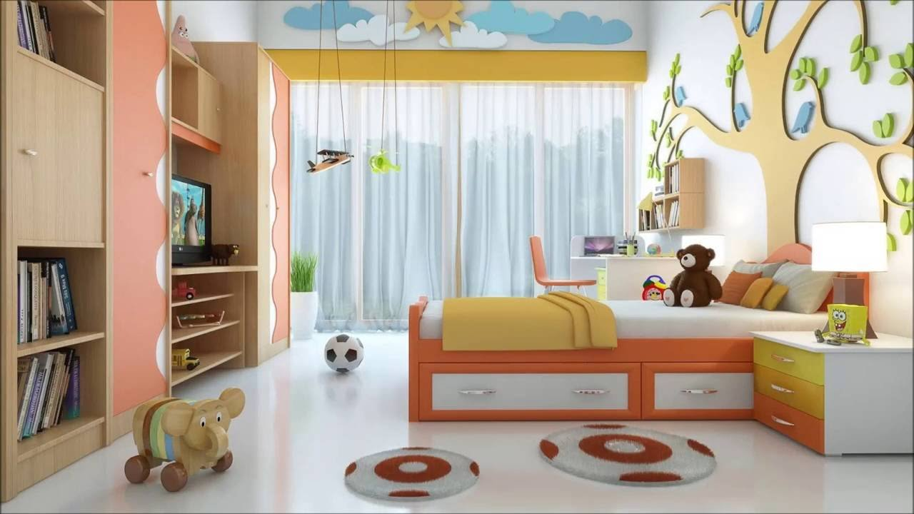 Best 30 Most Lively And Vibrant Ideas For Your Kids Bedroom With Pictures