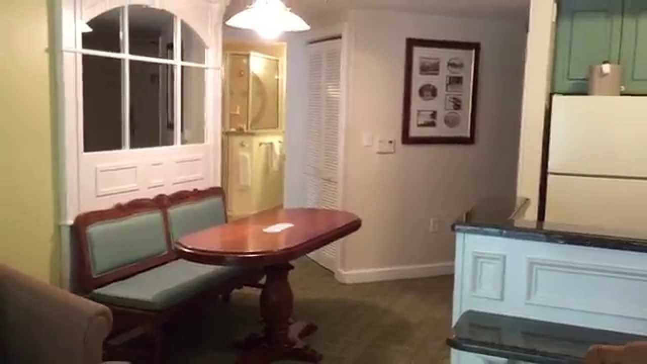 Best Disne S Saratoga Springs Two Bedroom Villa Youtube With Pictures