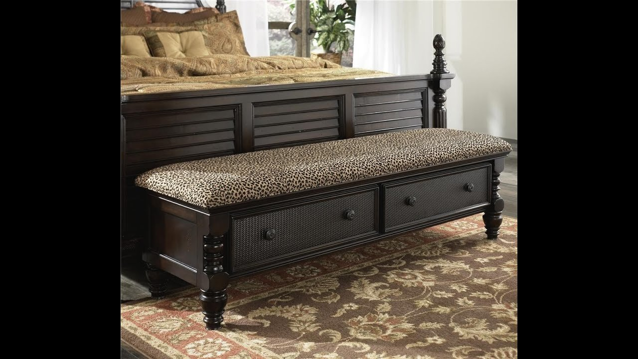 Best Bedroom Benches Youtube With Pictures