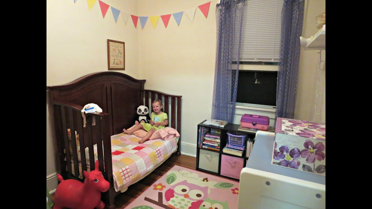 Best Small Toddler Room Tour Organization And Storage Youtube With Pictures