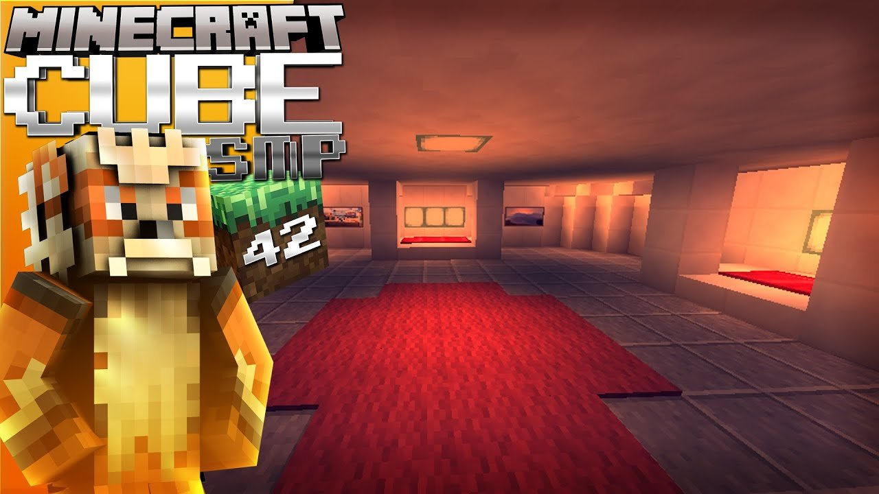 Best Minecraft Cube Smp Episode 42 The Bedroom Youtube With Pictures
