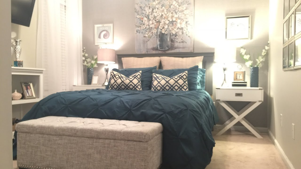 Best Guest Bedroom Decorating Ideas On A Budget Youtube With Pictures