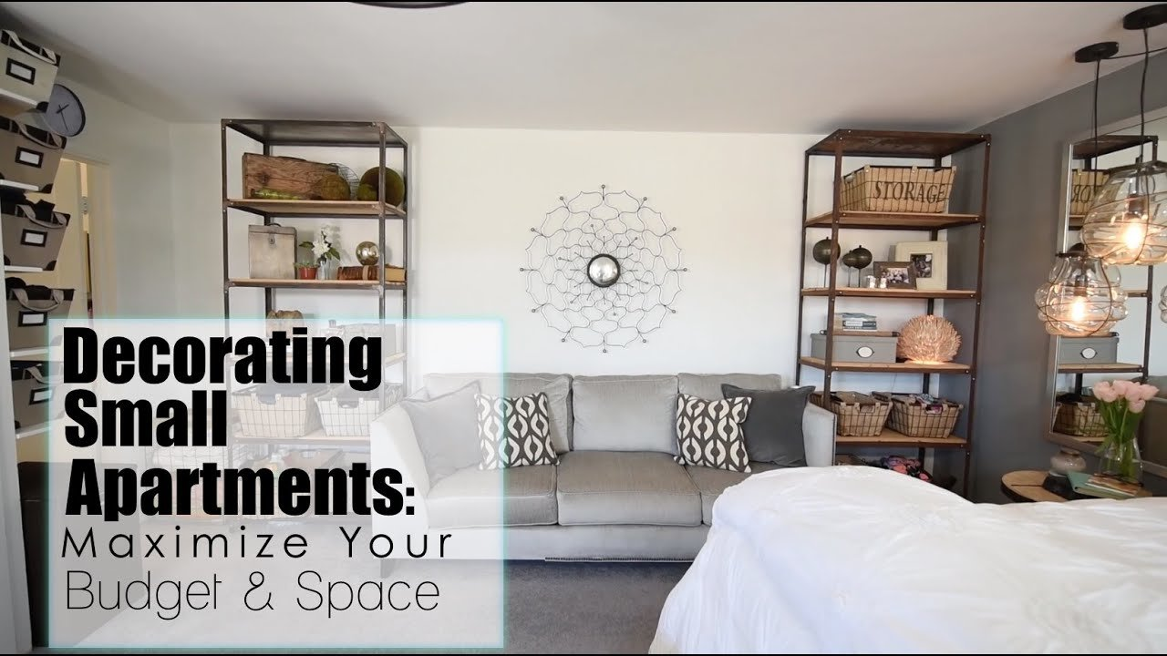 Best Maximize Your Space Budget In Small Apartments With Pictures