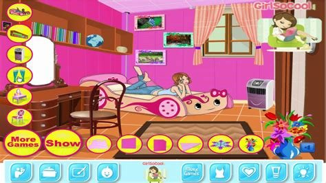 Best T**N Girl Room Clean Up Barbie Room Decoration Game For With Pictures