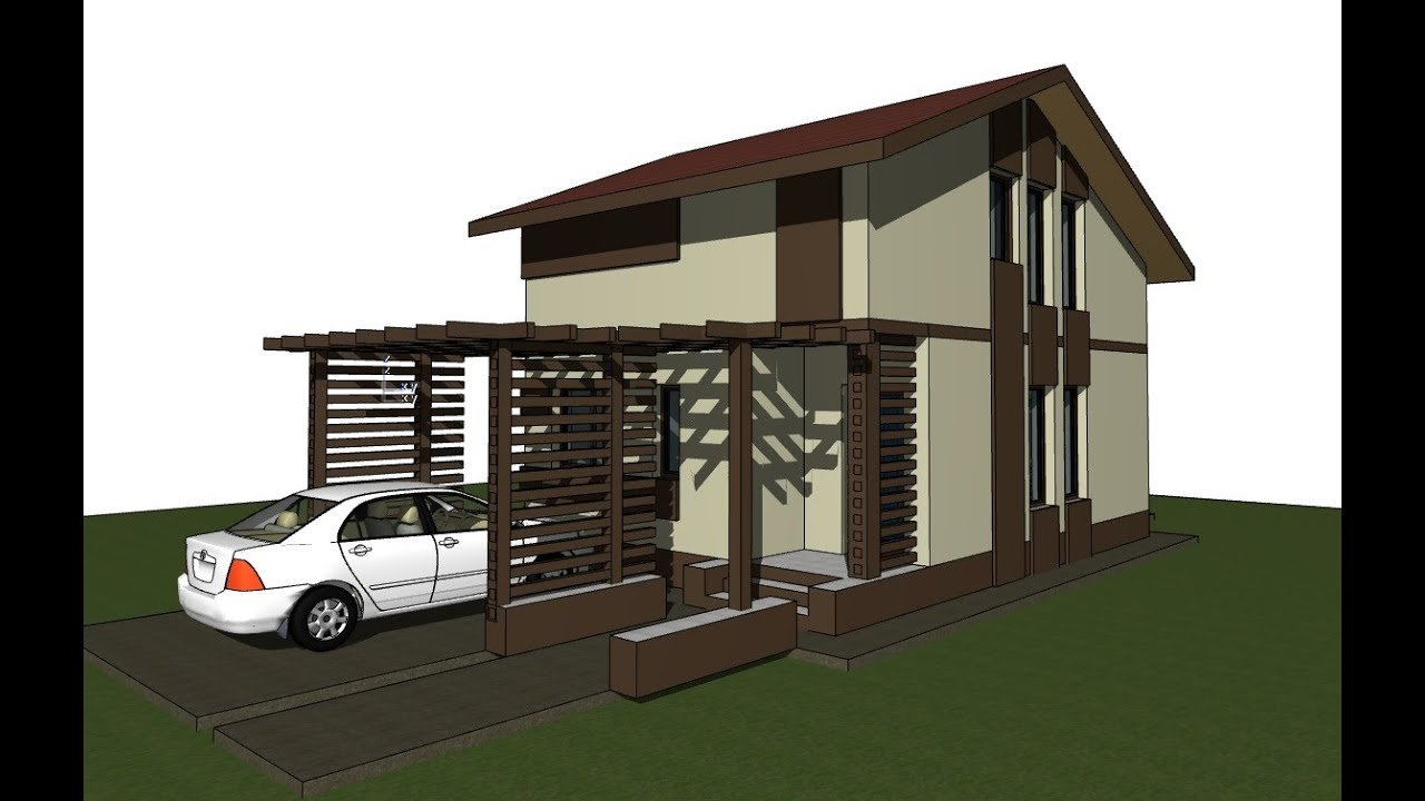 Best Small Wooden House Design Under 100 Square Meters 1000 Sq With Pictures