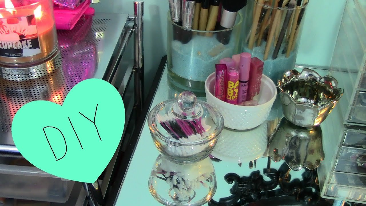 Best Diy Cute Room Decor Organization Youtube With Pictures