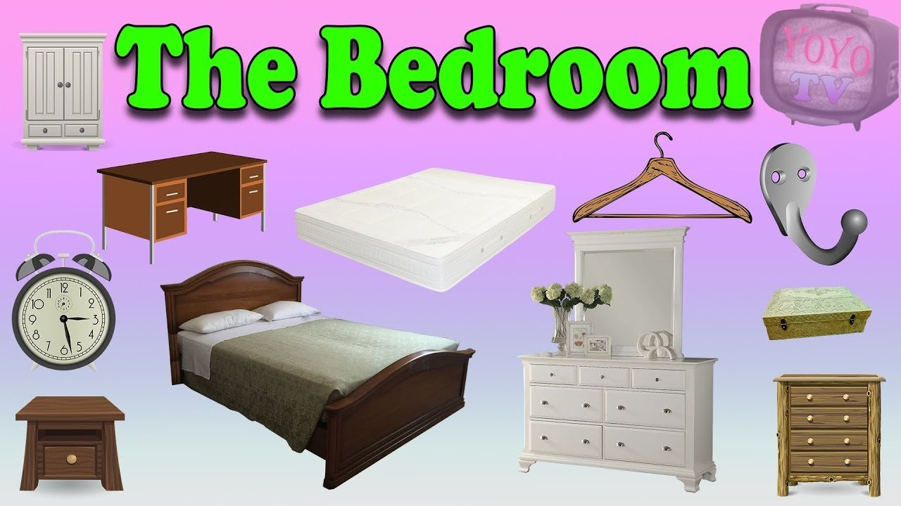 Best Vocabulary Bedroom Vocabulary English Vocabulary Youtube With Pictures