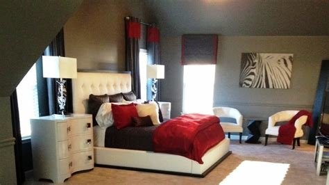 Best Stunning Red Black And White Bedroom Decorating Ideas Youtube With Pictures