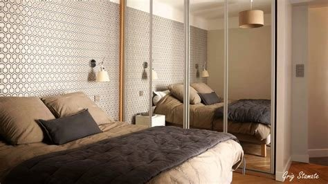 Best Small Bedroom Mirrored Wardrobes Small Spaces Ideas Youtube With Pictures