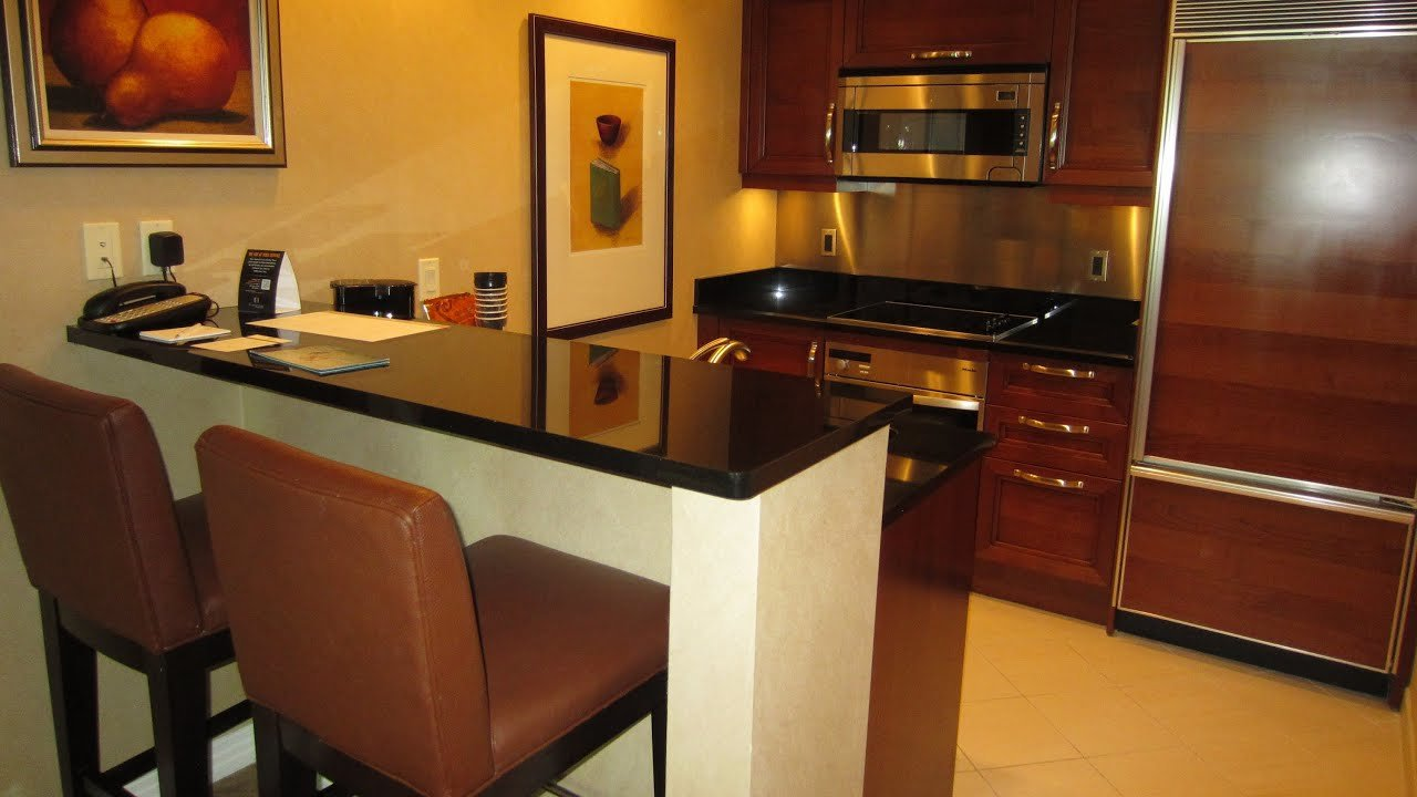 Best The Signature At Mgm Grand One Bedroom Balcony Suite 1080P With Pictures