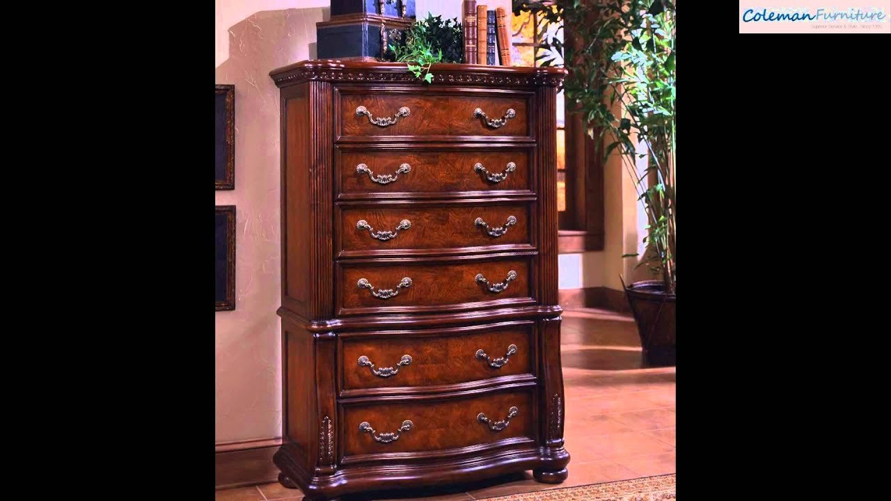 Best San Marino Sleigh Bedroom Collection From Samuel Lawrence With Pictures
