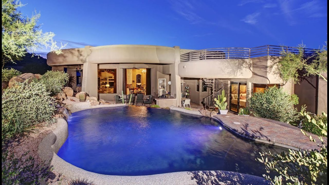 Best Luxury Home For Sale Mesa Arizona Youtube With Pictures