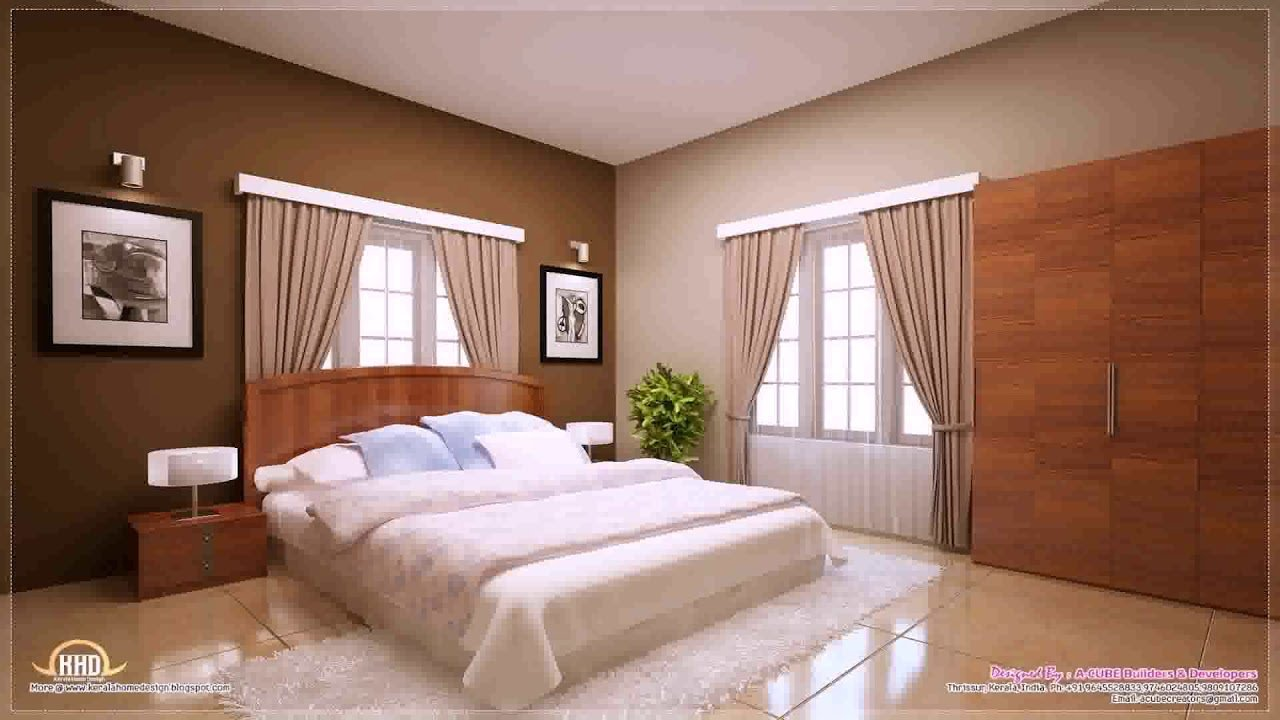 Best Kerala House Bedroom Interior Design Youtube With Pictures