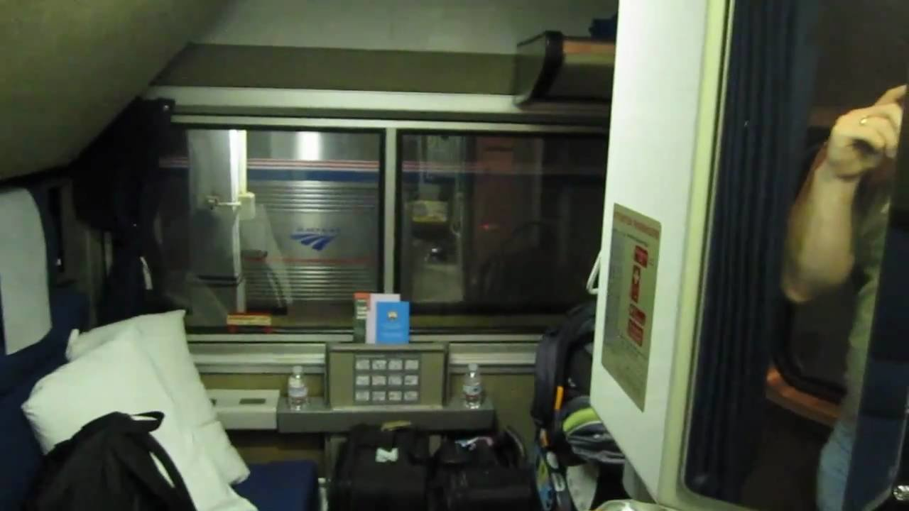 Best Amtrak Superliner Bedroom Youtube With Pictures