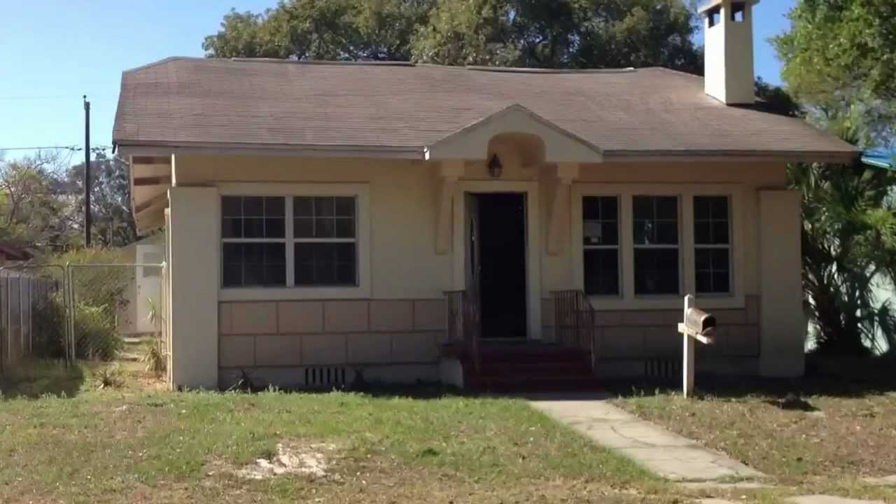 Best 4742 3Rd Ave S St Pete Florida 33617 Cheap House For With Pictures