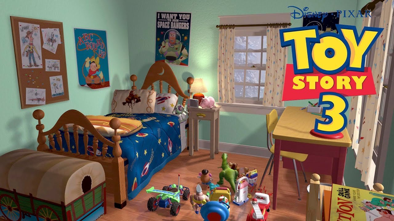 Best Full Episode Movie Game English Toy Story 3 Disney Andy´s With Pictures