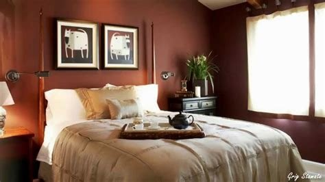 Best How To Decorate A Bedroom With Red Walls Youtube With Pictures