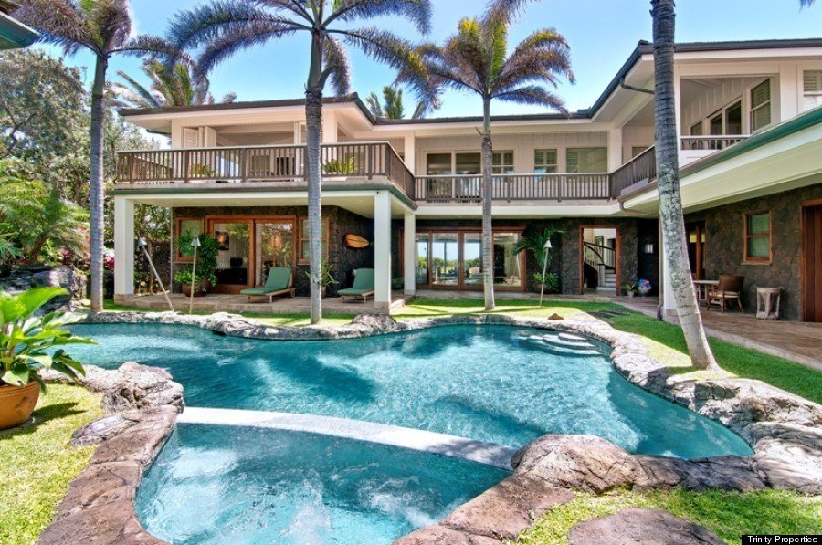Best Obama S Hawaii Vacation Home And The Luxury Rentals Of With Pictures