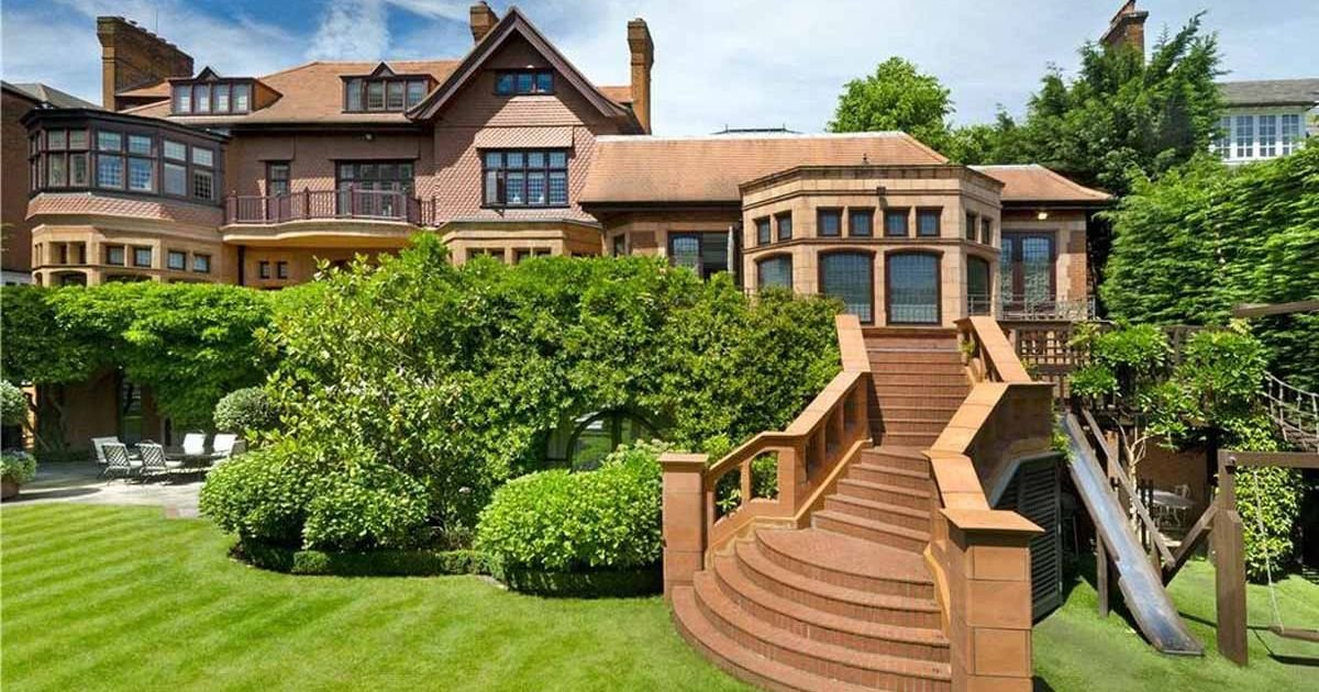Best This 7 Bedroom Home Is Worth £46 5Million And You Ll See With Pictures
