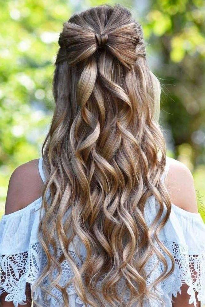 Free 15 Collection Of 8Th Grade Graduation Hairstyles For Long Hair Wallpaper