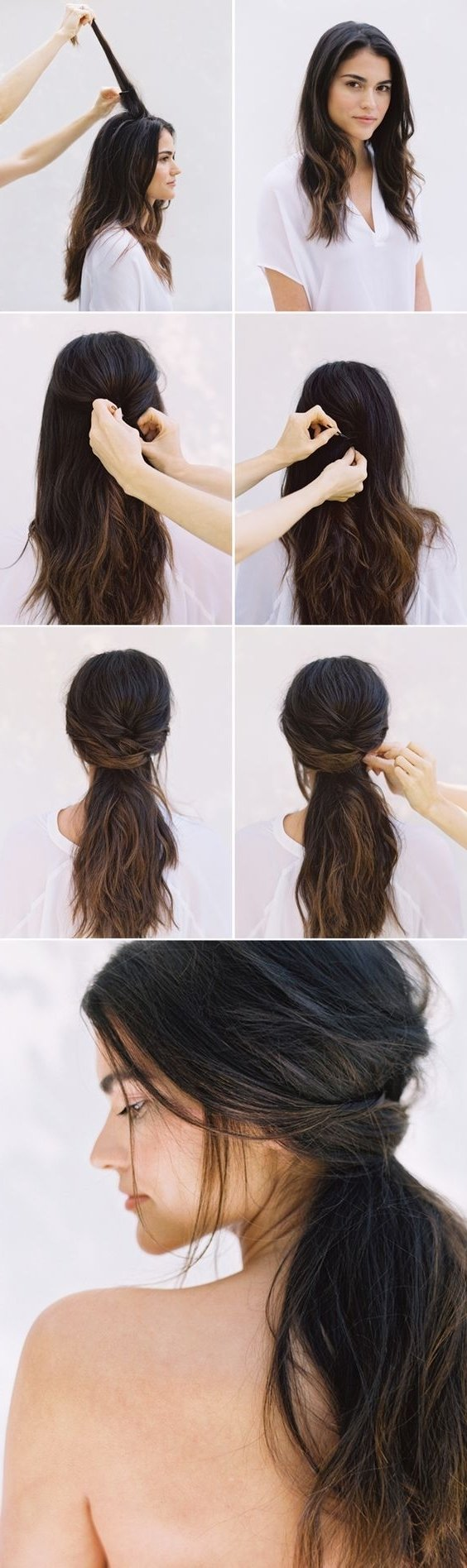 Free 15 Best Of Quick Easy Updo Hairstyles For Thick Hair Wallpaper