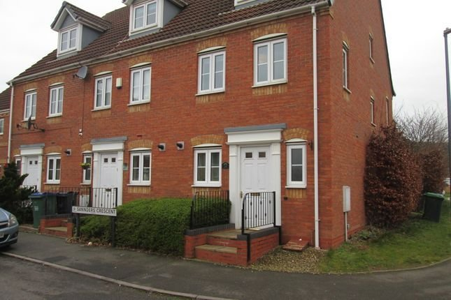Best Sannders Crescent Tipton Dy4 3 Bedroom End Terrace House With Pictures