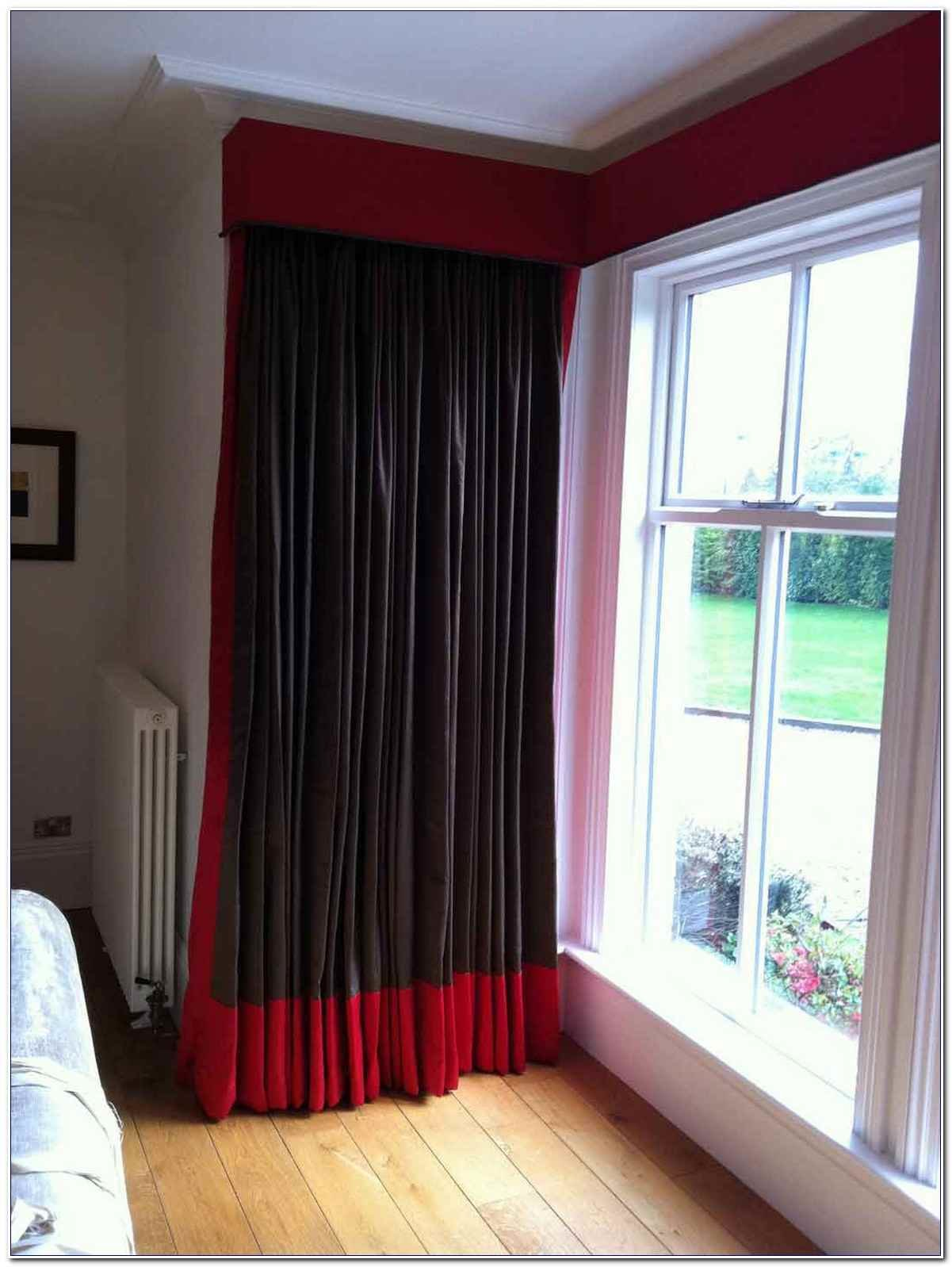 Best Red Black Curtains Bedroom – Bedroom Ideas With Pictures