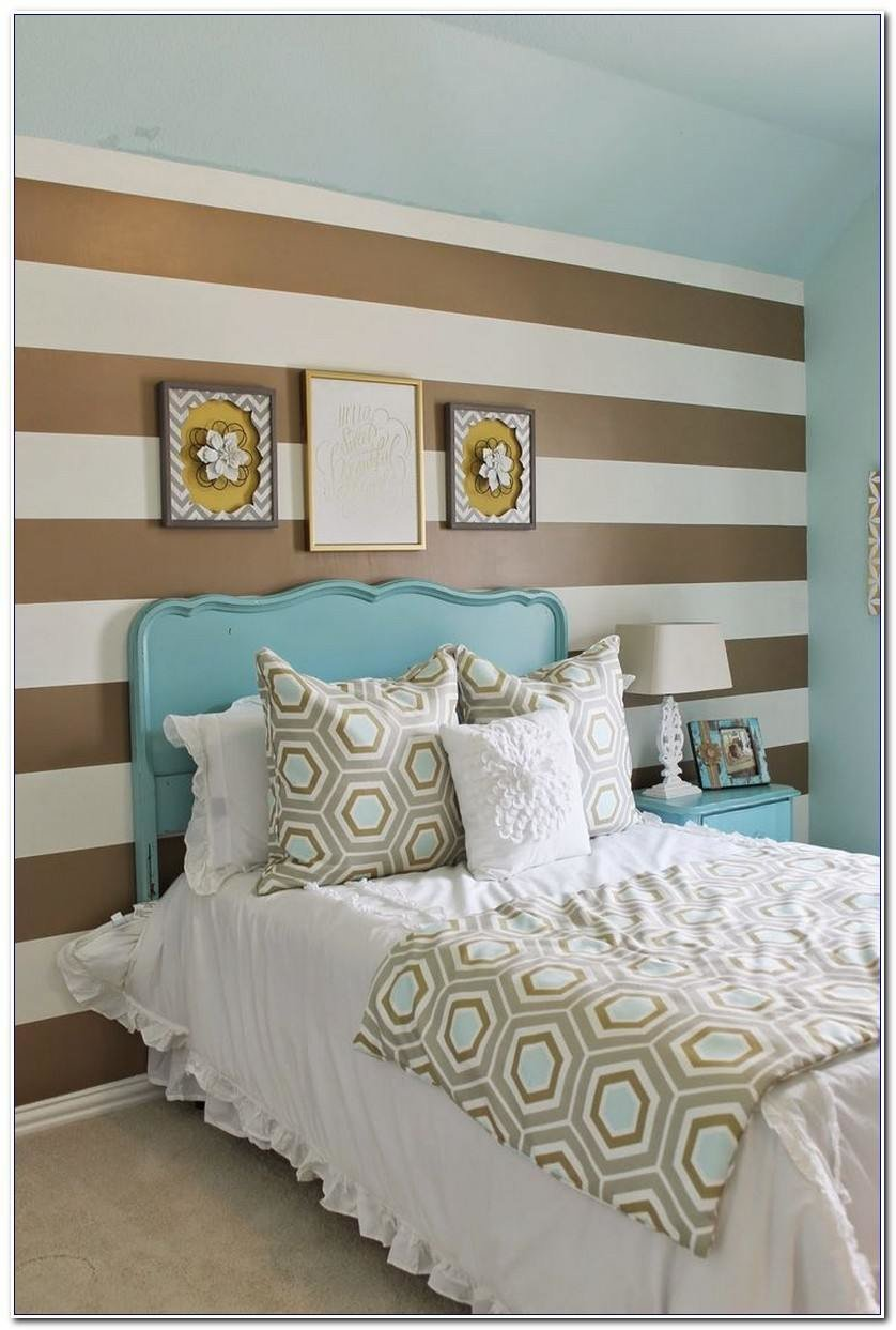 Best Teal White And Gold Bedroom – Bedroom Ideas With Pictures
