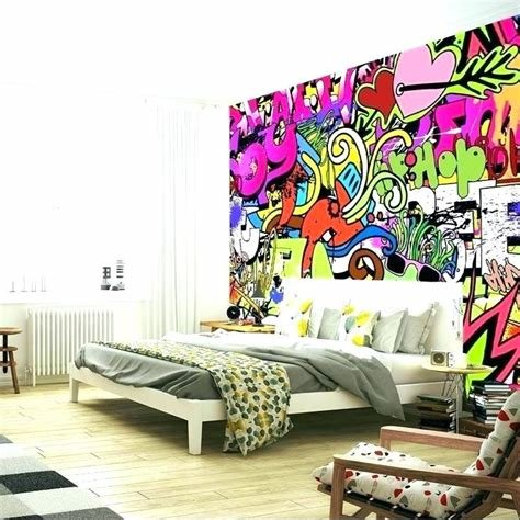 Best Graffiti Artist Bedroom Wall Psoriasisguru Com With Pictures