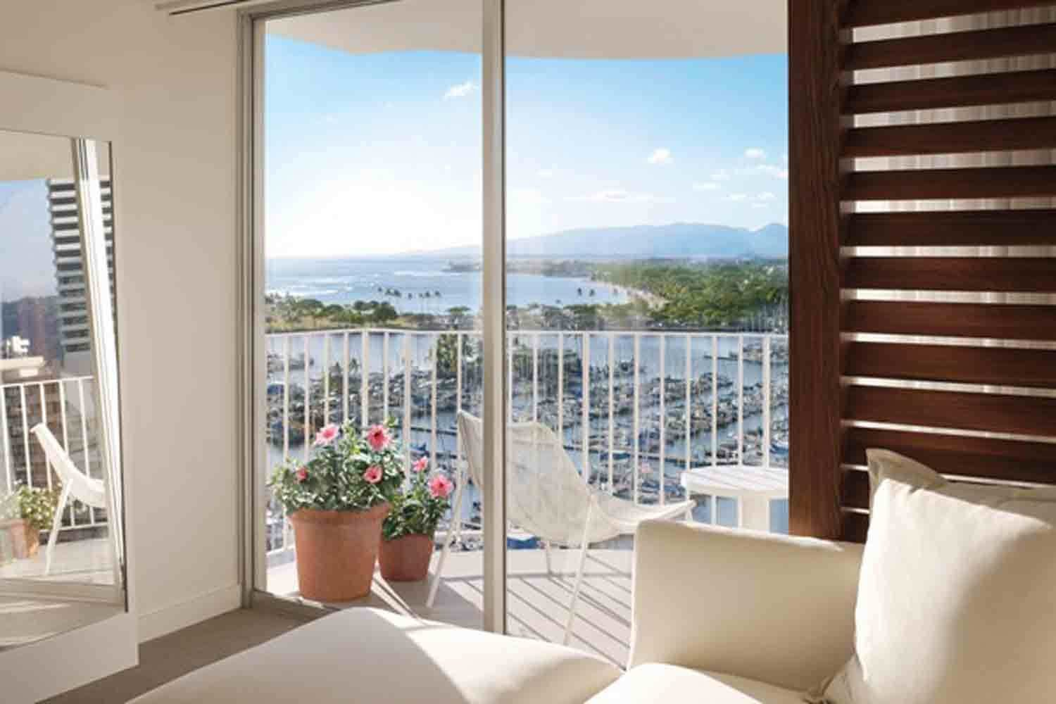 Best The Modern Honolulu Hawaii Ocean Front Two Bedroom Suite With Pictures