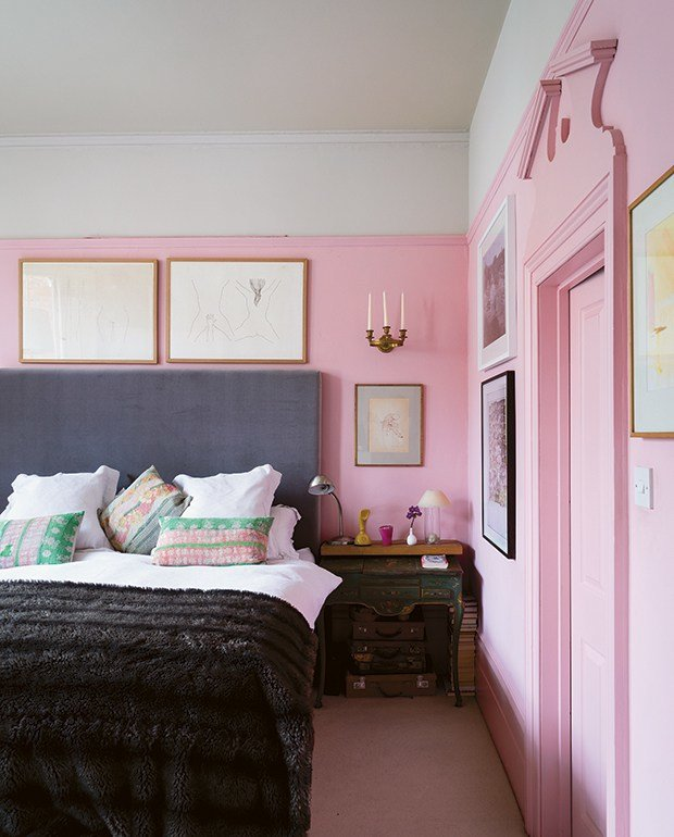 Best Painting Walls Pink Make Sure You Do This One Thing With Pictures