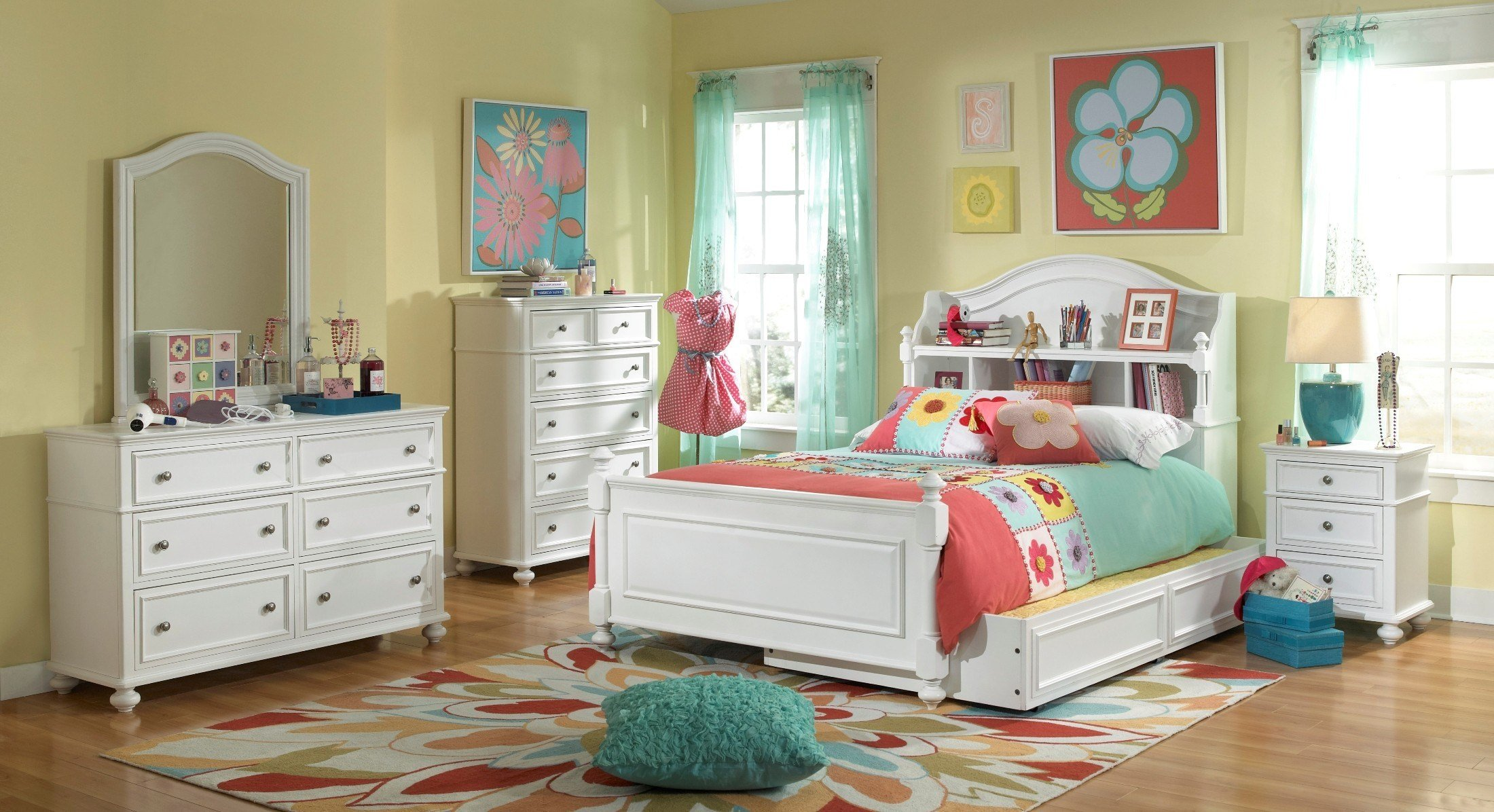 Best Madison Bookcase Bedroom Set From Legacy Kids Coleman With Pictures
