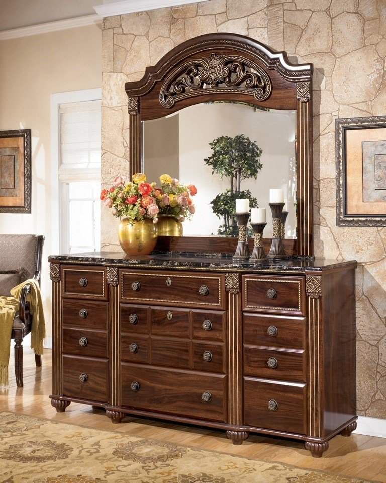 Best Gabriela Poster Storage Bedroom Set From Ashley B347 With Pictures