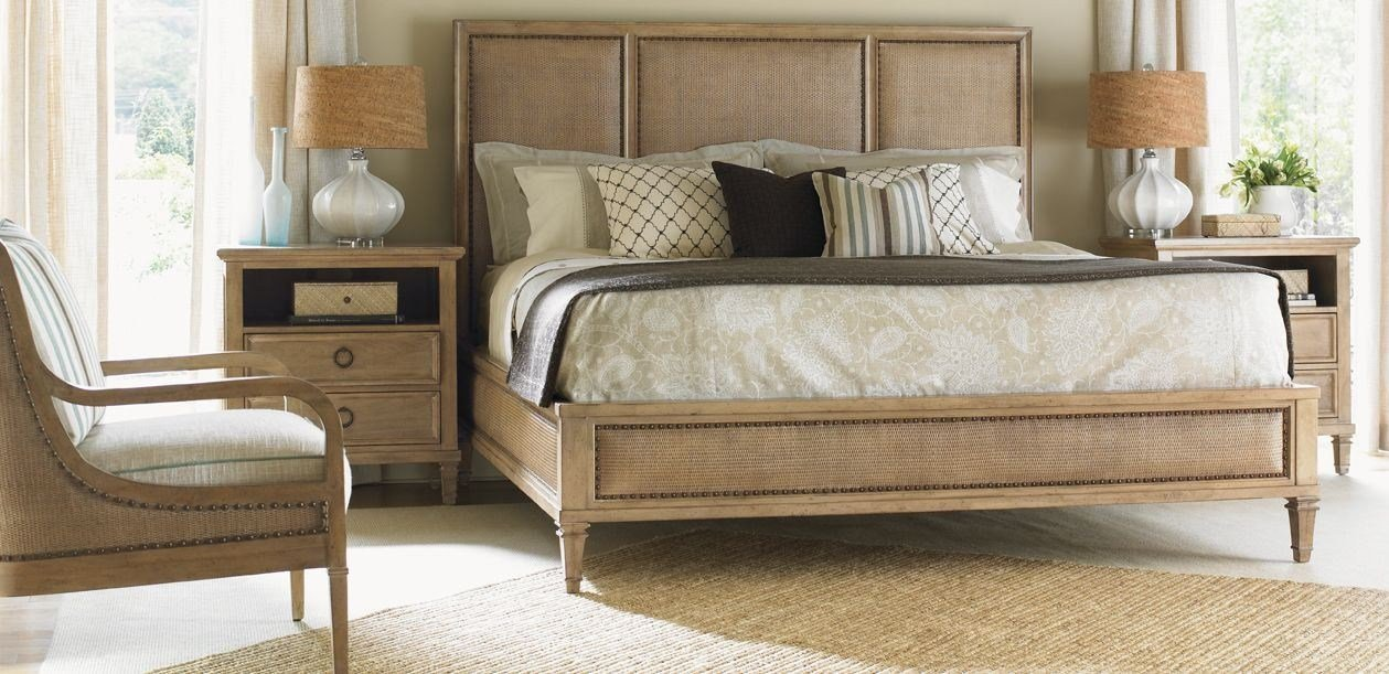Best Monterey Sands Pacific Grove Platform Bedroom Set From With Pictures