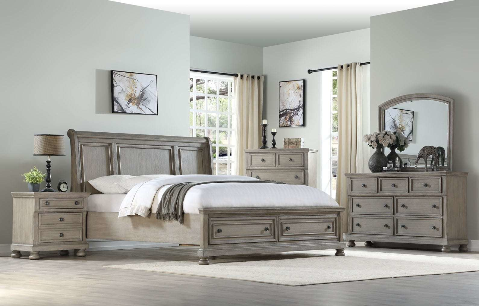Best King Beds Davis Home Furniture Asheville Canton With Pictures