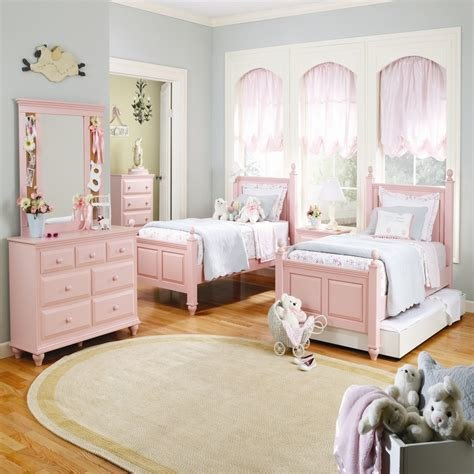 Best Girls Bedroom Ideas Go Girlie With Pictures
