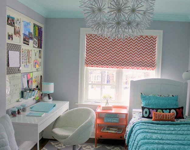 Best Roman Shades To Revitalize Kids Room Decorating With Pictures