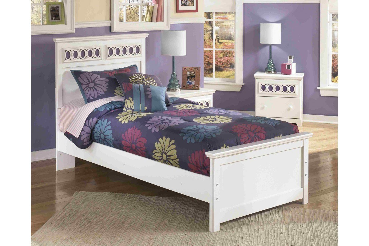 Best Bedroom Sets Zayley Twin Bedroom Set Newlotsfurniture With Pictures