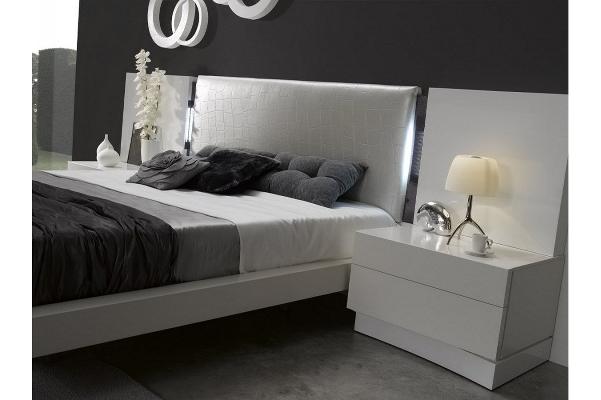 Best Bedroom Sets Seville White Queen Size Bedroom Set With Pictures