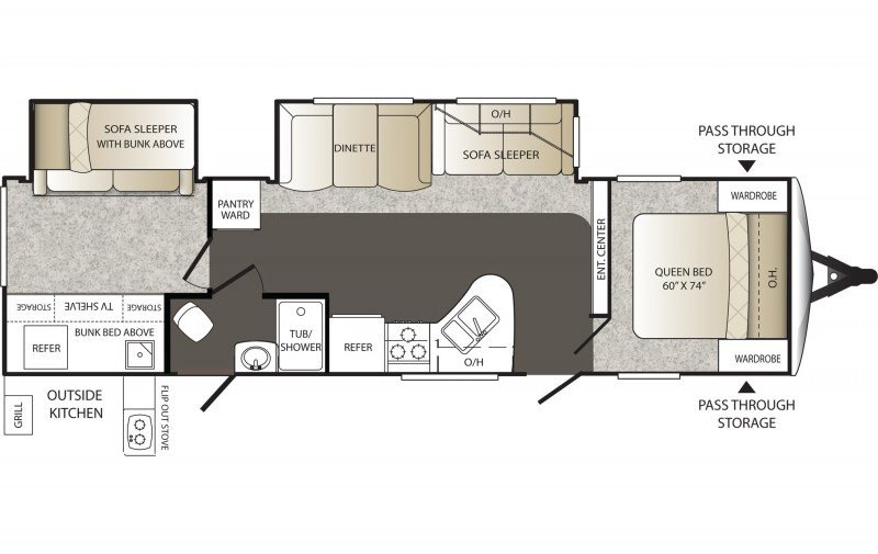 Best 2 Bedroom Fema Trailer Www Indiepedia Org With Pictures