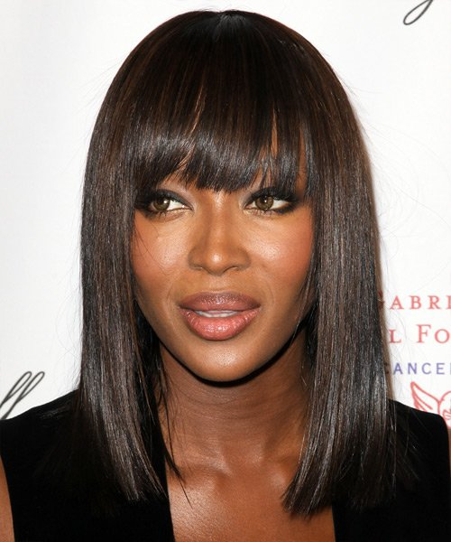 Free Naomi Campbell Hairstyles Hair Cuts And Colors Wallpaper