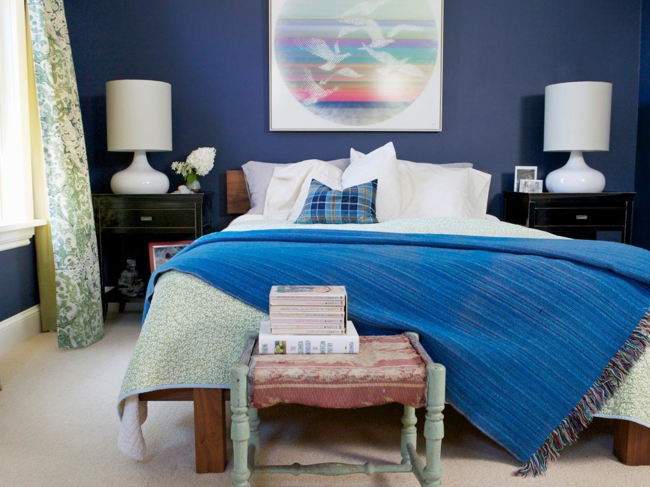 Best Tips For Designing A Stylish Small Bedroom Hgtv With Pictures
