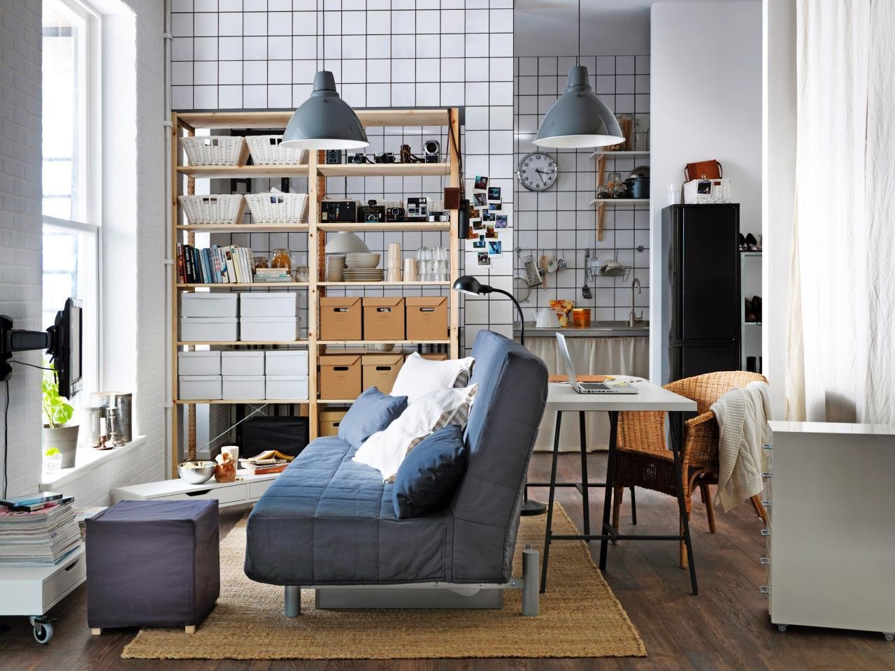 Best 12 Design Ideas For Your Studio Apartment Hgtv S With Pictures