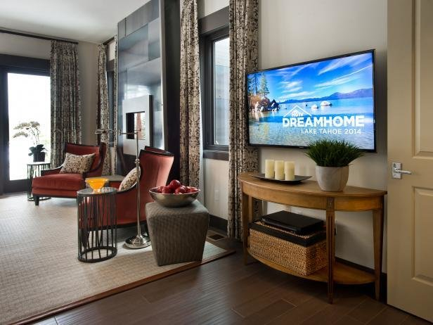 Best Hgtv Dream Home Master Bedroom With Flat Screen Tv And With Pictures